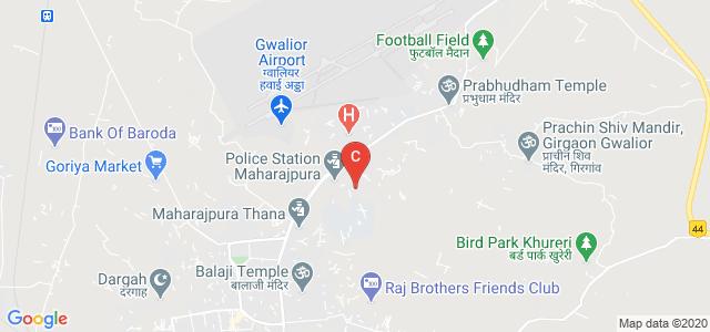 Gwalior Institute Of Information Technology, Airport Road, Maharajpura, Gwalior, Madhya Pradesh, India