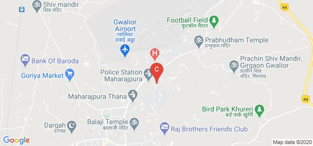 Gwalior Engineering College, Airport Road, Maharajpura, Gwalior, Madhya Pradesh, India