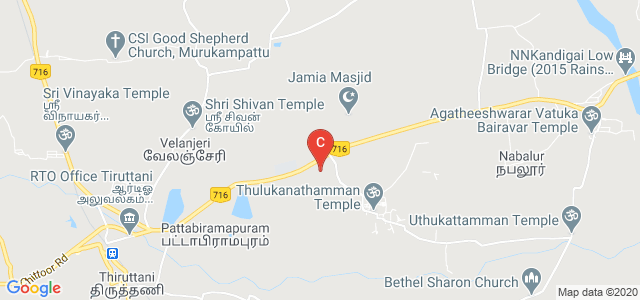 GRT INSTITUTE OF ENGINEERING AND TECHNOLOGY, Thiruvallur, Tamil Nadu, India