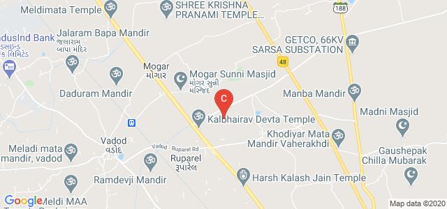 Dr. Jivraj Mehta Institute Of Technology, Mogar, Mogar, Gujarat, India