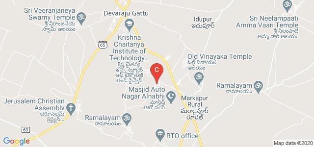 Dr.Samuel George Institute Of Engineering & Technology, Markapur, Markapur, Andhra Pradesh, India