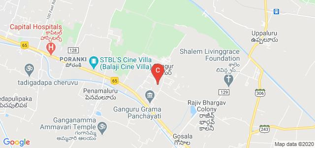 Dhanekula Institute of Engineering & Technology, Vijayawada, Andhra Pradesh, India
