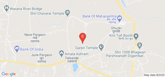 D.Y.Patil Technical Campus, Talsande, Maharashtra, India