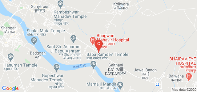 CLG Institute of Engineering and Technology, Jawai Bandh Road, Ramnagar, Sumerpur, Rajasthan, India