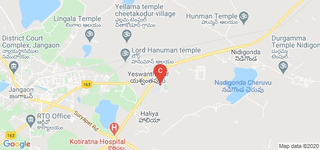 Christu Jyoti Institute of Technology & Science, Warangal, Telangana, India
