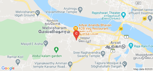 C. Abdul Hakeem College of Engineering & Technology, Vellore District, Tamil Nadu, India