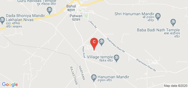 BRCM College Of Engineering & Technology, Bahal, Bhiwani, Haryana, India