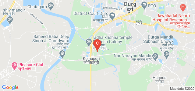 Bharti College Of Engineering & Technology, Pulgoan, Durg, Chhattisgarh, India