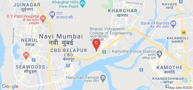 Bharati Vidyapeeth College of Engineering, Navi Mumbai, Sector 7, CBD Belapur, Navi Mumbai, Maharashtra, India