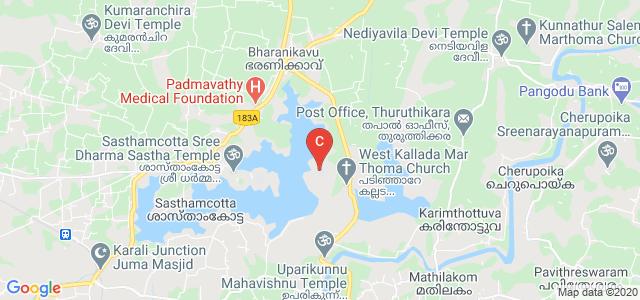 Baselios Mathews II College of Engineering, Sasthamcotta, Kollam, Kerala, India