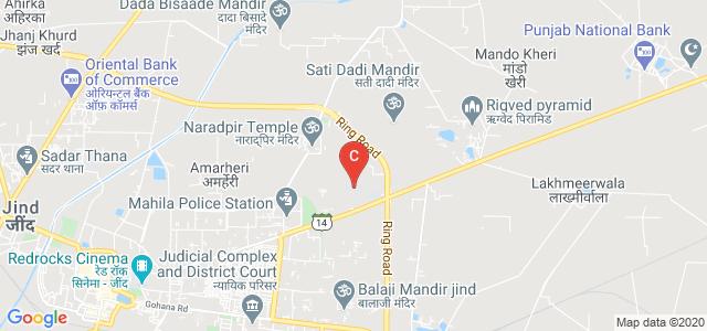 Jind Institute of Engineering and Technology, Uttam Nagar, Shiv Colony, Urban Estate, Jind, Haryana, India