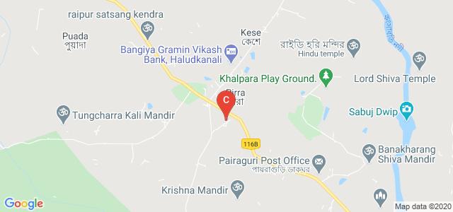 Birsha Munda Memorial College, Pairachali - Hirbandh - Manbazer - Barabhum - Balarampur Road, Halud Kanali, Bankura, West Bengal, India