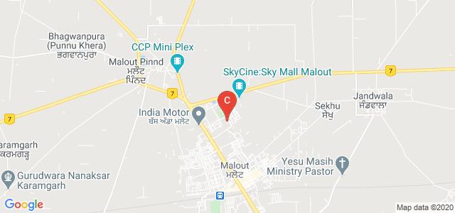 Malout Institute of Management and Information Technology, Sarabha Nagar, Malout, Muktsar, Punjab, India