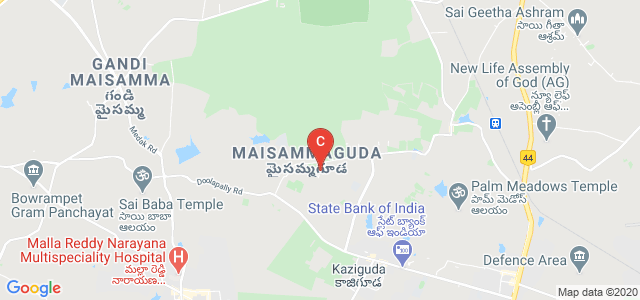 Malla Reddy Institute of Technology and Science, Medchal Rd, Maisammaguda, Dullapally, Secunderabad, Telangana, India