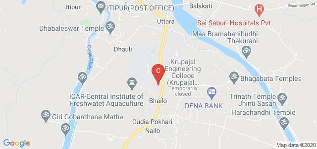 Krupajal Engineering College, Bhubaneswar, Odisha, India