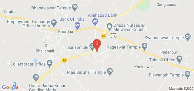 HIT College Rd, Jagannathpur, Khurdha, Odisha 752057, India