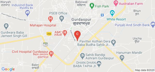 Golden College of Engineering & Technology, Prem Nagar, Desh Bhagat Nagar, Nabipur, Punjab, India