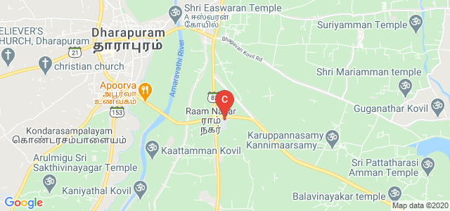 Dr Nallini Institute Of Engineering and Technology, Dharapuram, Tirupur, Tamil Nadu, India