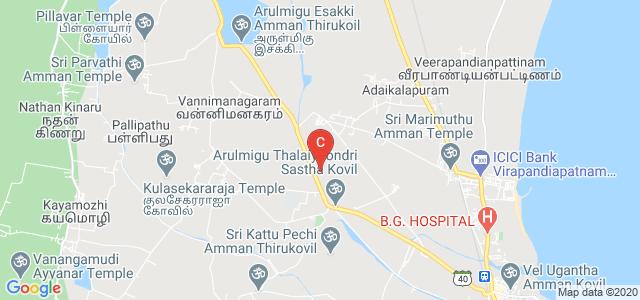 Dr. Sivanthi Aditanar College of Engineering, Tiruchendur, Tamil Nadu, India