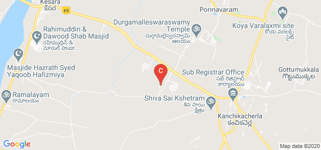 DVR & Dr. HS MIC College of Technology, Vijayawada - Hyderabad Highway, Kanchikacherla, Andhra Pradesh, India