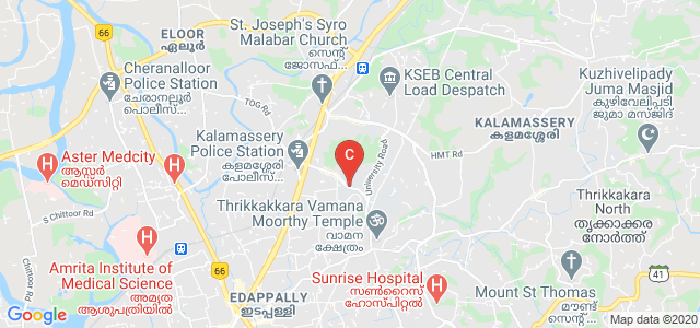 University Road, South Kalamassery, Ernakulam, Kerala, India