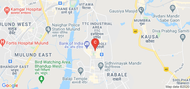 Datta Meghe College Of Engineering, Sector 3, Airoli, Navi Mumbai, Maharashtra, India