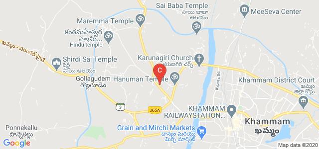 Daripally Anantha Ramulu College of Engineering and Technology(DARE COLLEGE), Khammam, Telangana, India