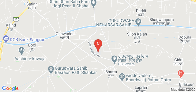 Bhutta College Of Engineering & Technology, Bhutta College Road, Bhutta, Punjab, India