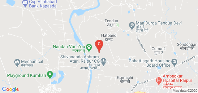 Rungta Engineering College, Raipur, Chhattisgarh, India