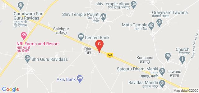Hindustan Institute of Technology & Management, National Highway 73, Ambala, Haryana, India