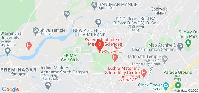 Forest Research Institute, Indian Military Academy, Dehradun, Uttarakhand, India