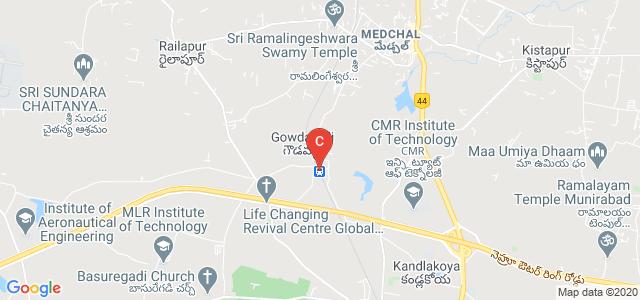 Gowdavalli, Gowdavalli, Telangana, India