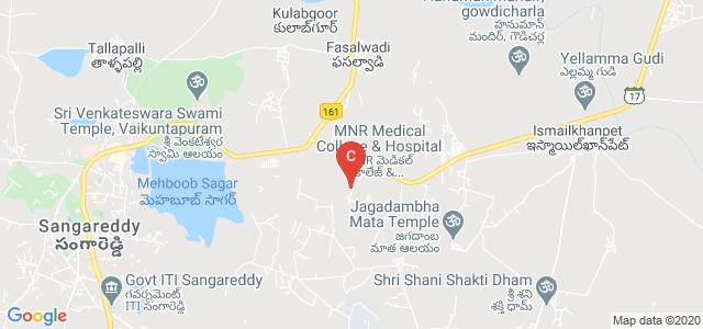 MNR College of Engineering & Technology, Sangareddy-Narsapur Road, Fasalwadi, Telangana, India