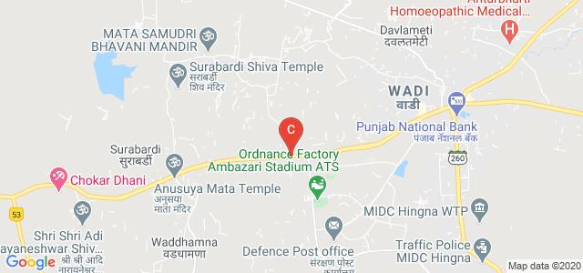 LAXMINARAYAN INSTITUTE OF TECHNOLOGY, Amravati Road, Siddhartha Society, 8 Mile, Waddhamna, Nagpur, Maharashtra, India