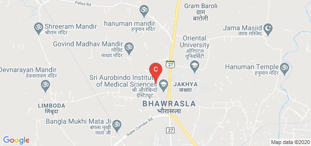 Lakshmi Narain College Of Technology, Bhawrasla, Indore, Madhya Pradesh, India