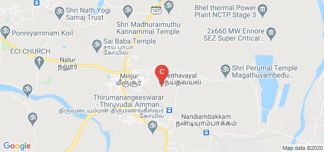 Kumaran Institute of Technology, Minjur, Tamil Nadu, India