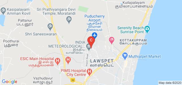 Tagore Arts College, Airport Road, Goverment Quaters, Lawspet, Puducherry, Yanam, Puducherry, India