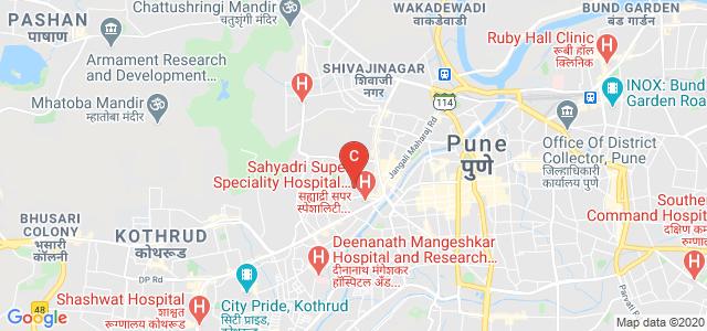 Symbiosis College Of Arts and Commerce, Senapati Bapat Road, Shivajinagar, Pune, Maharashtra, India