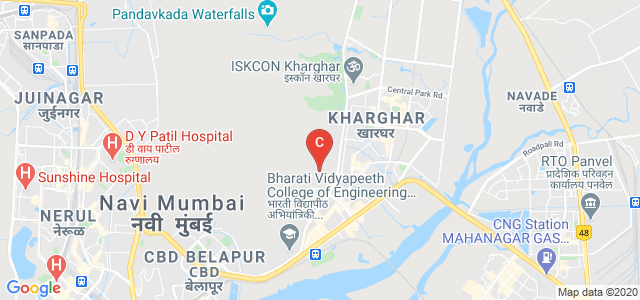 Saraswati Institute of technology, Sector 6, Kharghar, Navi Mumbai, Maharashtra, India