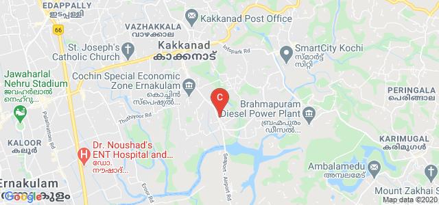 Rajagiri School of Engineering & Technology, Rajagiri Valley Road, Rajagiri Valley, Kochi, Kerala, India