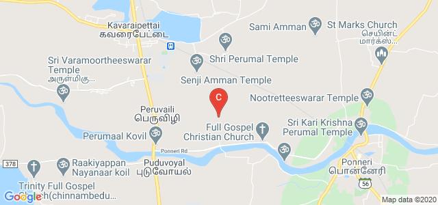 RMK Engineering College, Kavaraipettai, Thiruvallur, Tamil Nadu, India