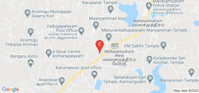 Mahendra Institute of Engineering and Technology, Tiruchengode - Salem Main Road, Mallasamudram West, Tamil Nadu, India