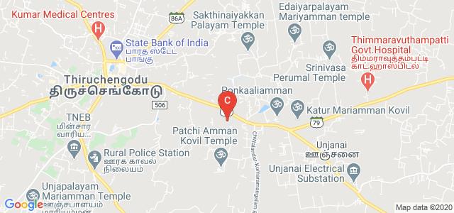 Mahendra Engineering College for Women, Kumaramangalam, Kavundampalayam, Tamil Nadu, India