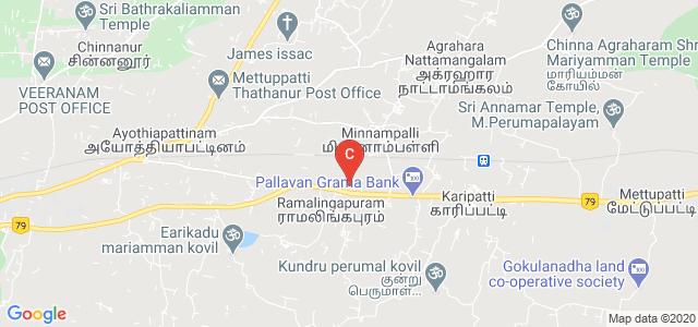 Mahendra College of Engineering, Salem, Tamil Nadu, India