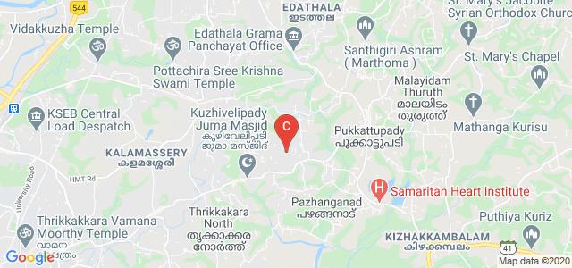 KMEA Engineering College, Mochamkulam, Edathala, Aluva, Kerala, India