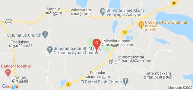 Kings Engineering College, Irungattukottai, Tamil Nadu, India
