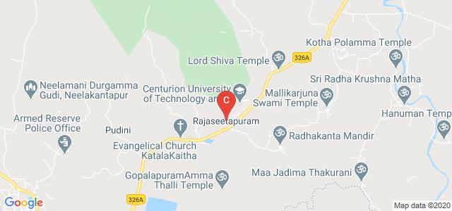 Centurion University of Technology & Management , Bhubaneswar, Jatni, Odisha, India