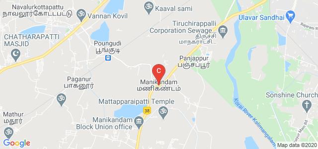 Indra Ganesan College of Engineering, Manikandam, Tiruchirappalli, Tamil Nadu, India