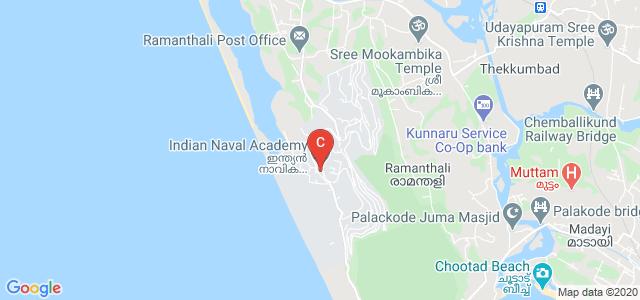 Indian Naval Academy, Ezhimala, Kannur, Kerala, India