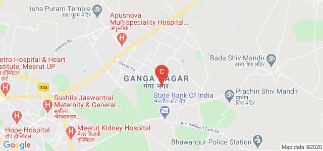 IIMT Engineering College, O Pocket, Ganga Nagar, Meerut, Uttar Pradesh, India